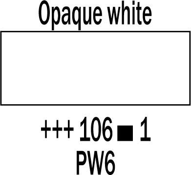 Rembrandt akv. White Extra Opaq