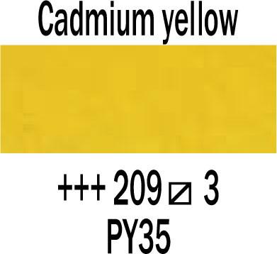 Rembrandt akv. 209 Cadmium Yellow