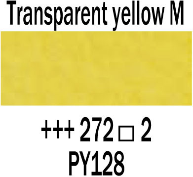 Rembrandt akv. Transparent Yellow Medium