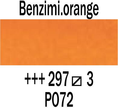 Rembrandt akv. Benzimidazolone Orange