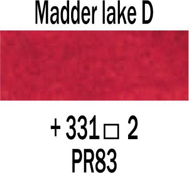 Rembrandt akv. Madder Lake Deep