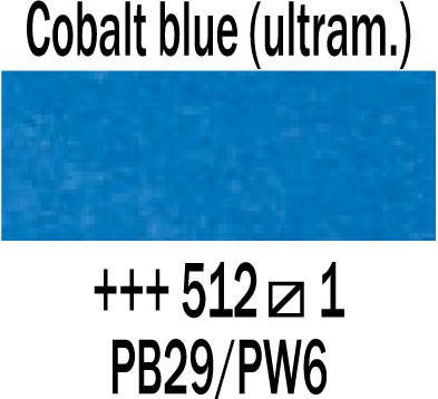 Rembrandt akv. Cobalt Blue Ultramarine