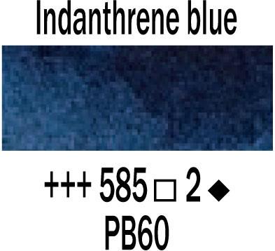 Rembrandt akv. Indanthrene Blue