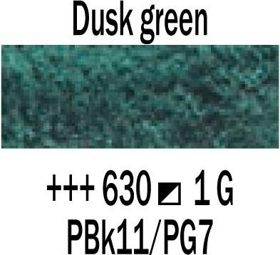 Rembrandt akv. Dusk Green