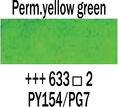 Rembrandt akv. Perm. Yellowish Green
