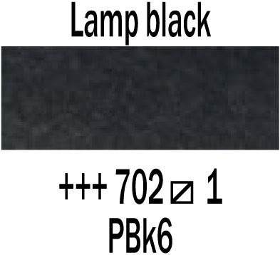 Rembrandt akv. 702 Lamp Black