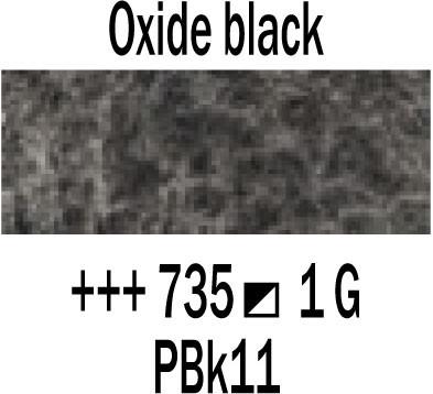 Rembrandt akv. Oxide Black