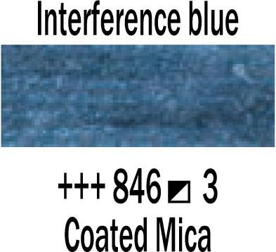 Rembrandt akv. Interference Blue