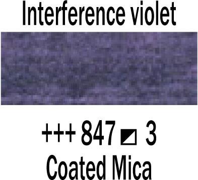 Rembrandt akv. Interference Violet