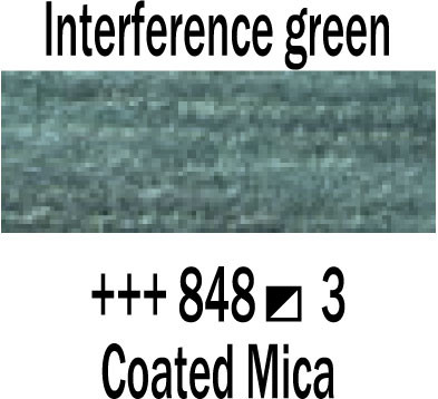 Rembrandt akv. Interference Green