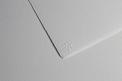 5kpl Saunders Waterford 300g 56x76cm PK high white