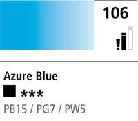 DR Cryla acrylic 75ml 106 Azure blue