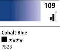 DR Cryla acrylic 75ml 109 Cobalt blue