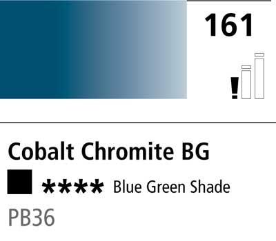DR Cryla acrylic 75ml 161 Cobalt chromite BGS