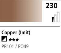DR Cryla acrylic 75ml 230 Copper (hue)