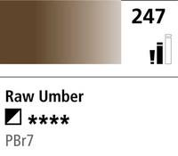 DR Cryla acrylic 75ml 247 Raw umber