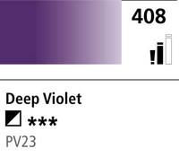 DR Cryla acrylic 75ml 408 Deep violet