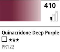 DR Cryla acrylic 75ml 410 Quinacrid deep purple