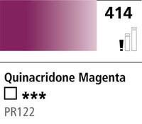 DR Cryla acrylic 75ml 414 Quinacridone magenta