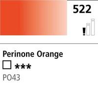 DR Cryla acrylic 75ml 522 Perinone orange