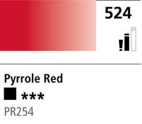 DR Cryla acrylic 75ml 524 Pyrrole red