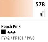 DR Cryla acrylic 75ml 578 Peach Pink