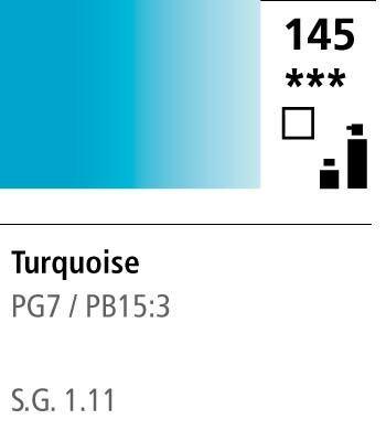 FW Acrylic ink 29,5ml 145 Turquoise