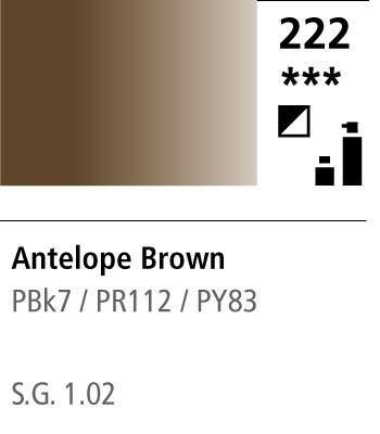 FW Acrylic ink 29,5ml 222 Antelope brown