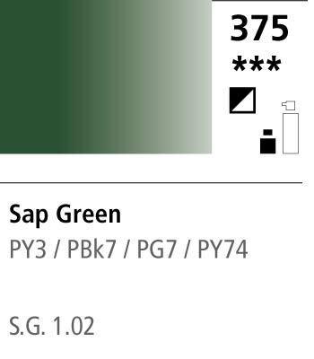 FW Acrylic ink 29,5ml 375 Sap green