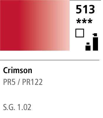 FW Acrylic ink 29,5ml 513 Crimson