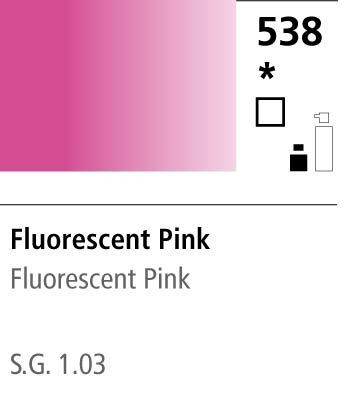 FW Acrylic ink 29,5ml 538 Fluorescent pink
