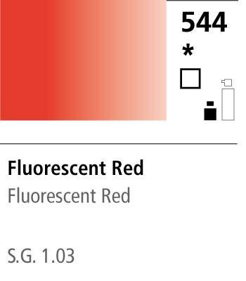 FW Acrylic ink 29,5ml 544 Fluorescent red