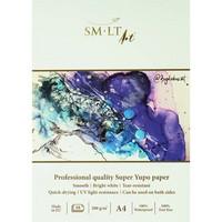 SMLT Yupo paperi A4 200g 10 sivua