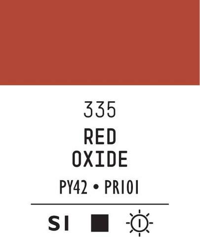 Acrylic Gouache 335 Red oxide