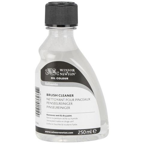W&N Brush cleaner 250ml siveltimien pesuun