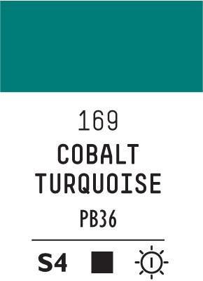 Liq Heavybody 59ml cobalt turquoise 169