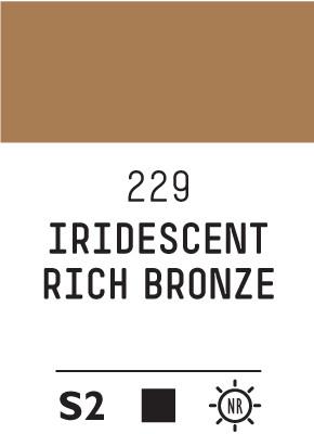 Liq Heavybody 59ml iridescent rich bronze 229