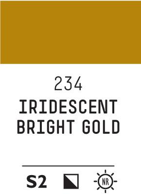 Liq Heavybody 59ml iridescent bright gold 234
