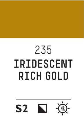 Liq Heavybody 59ml iridescent rich gold 235