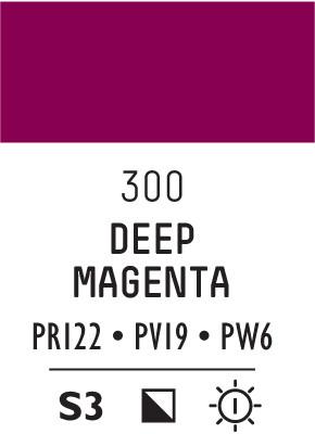 Liq Heavybody 59ml deep magenta 300
