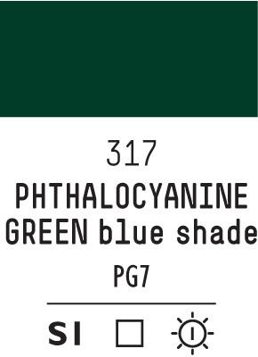 Liq Heavybody 59ml phthalo green blue shade 317
