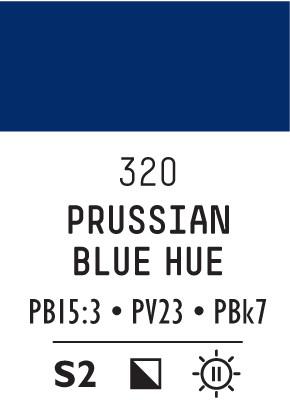 Liq Heavybody 59ml prussian blue hue 320