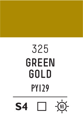 Liq Heavybody 59ml green gold 325