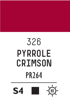 Liq Heavybody 59ml pyrole crimson 326