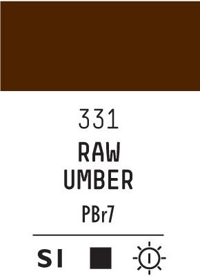 Liq Heavybody 59ml raw umber 331
