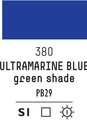 Liq Heavybody 59ml ultramarin blue grn shd 380