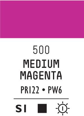 Liq Heavybody 59ml medium magenta 500
