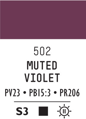 Liq Heavybody 59ml violet muted collection 502