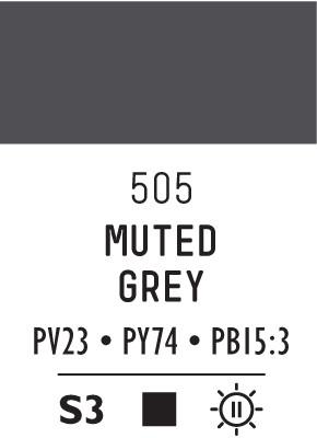 Liq Heavybody 59ml grey muted collection 505