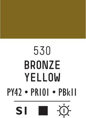 Liq Heavybody 59ml bronze yellow 530